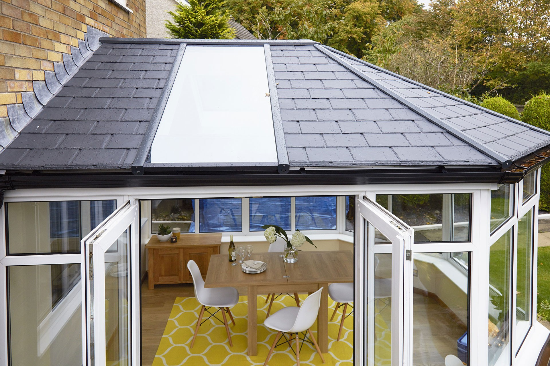 Ultraroof Tiled Conservatory Roofs Ultraframe Trade