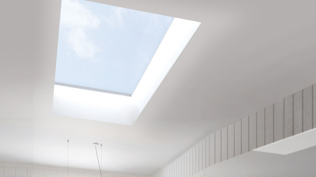 Ultrasky Flat Skylight Roof Lights Ultraframe Trade