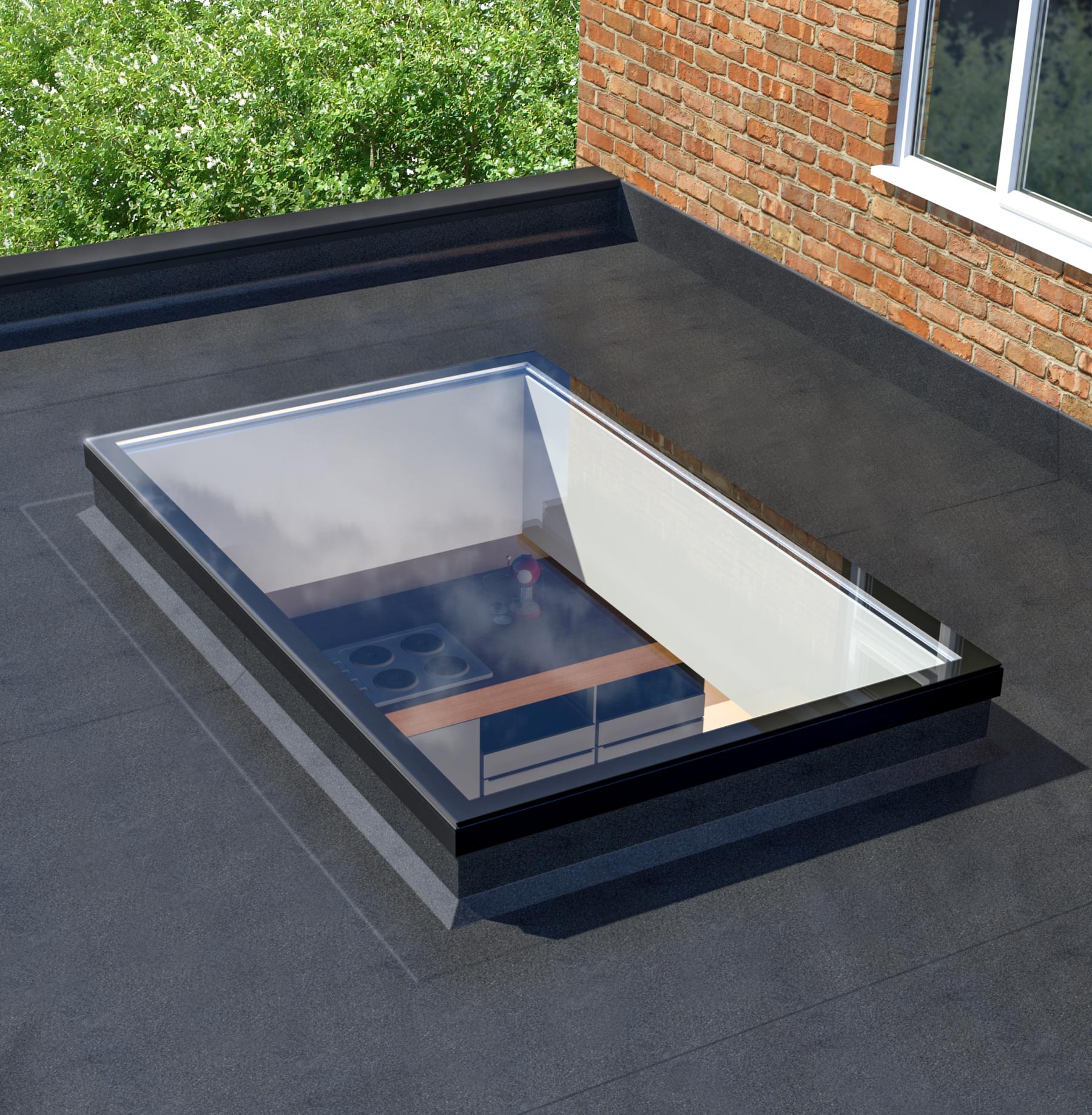Ultrasky Flat Skylight Roof Lights Ultraframe Trade