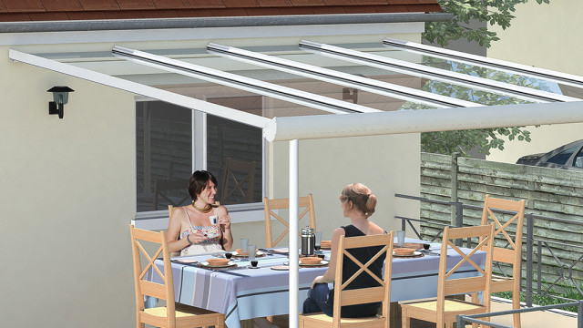 Pergola Outdoor Living Ultraframe Trade