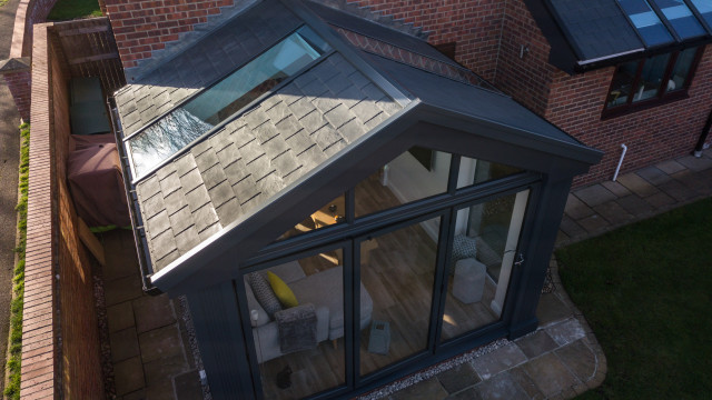 Tiled Conservatory Roof | Ultraroof Conservatory UK