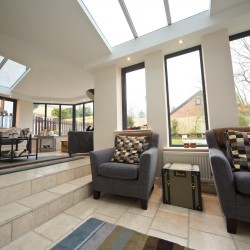 Livinroof House Extension