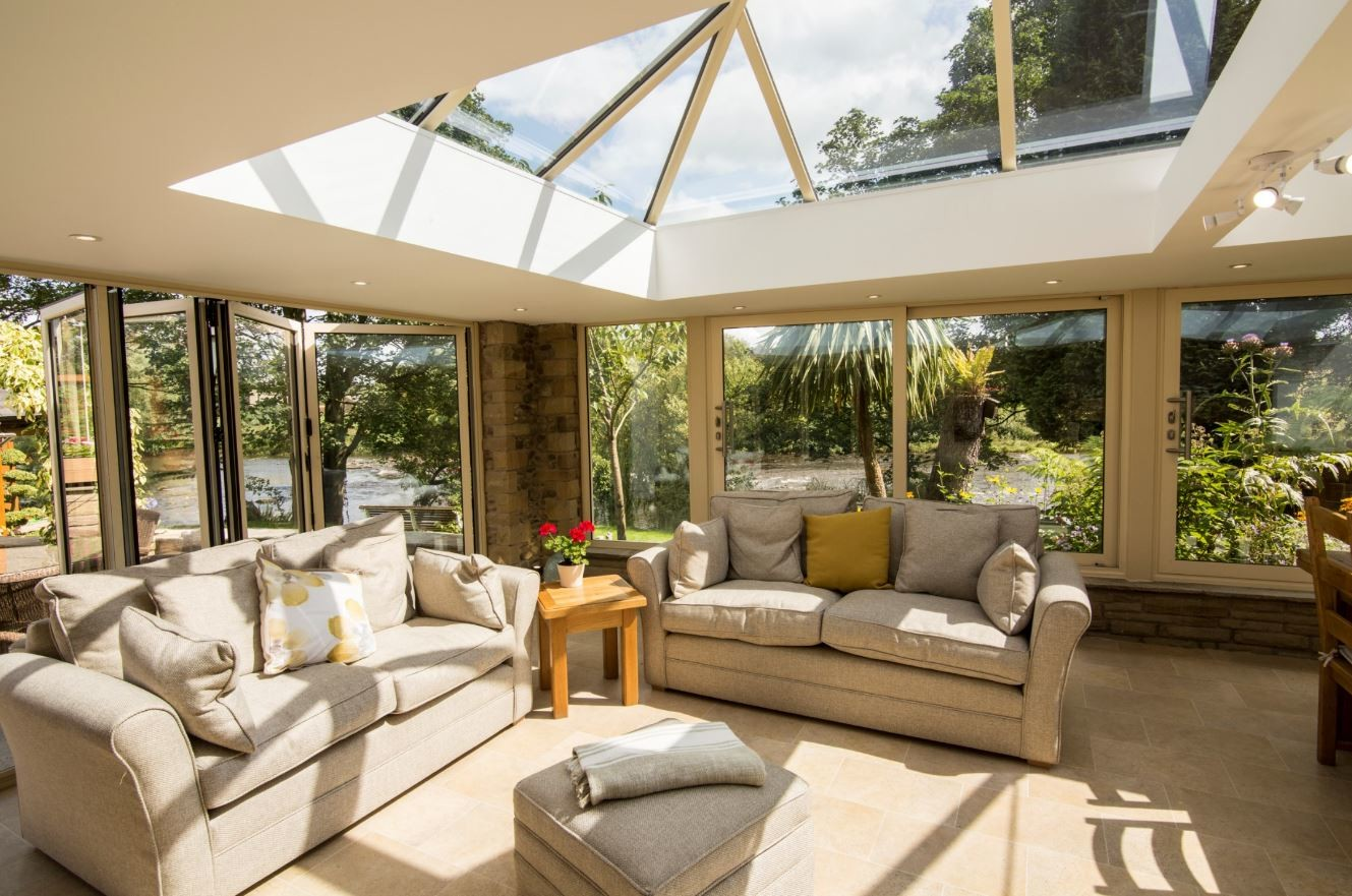 A room with a view | Quantal Aluminium Roof