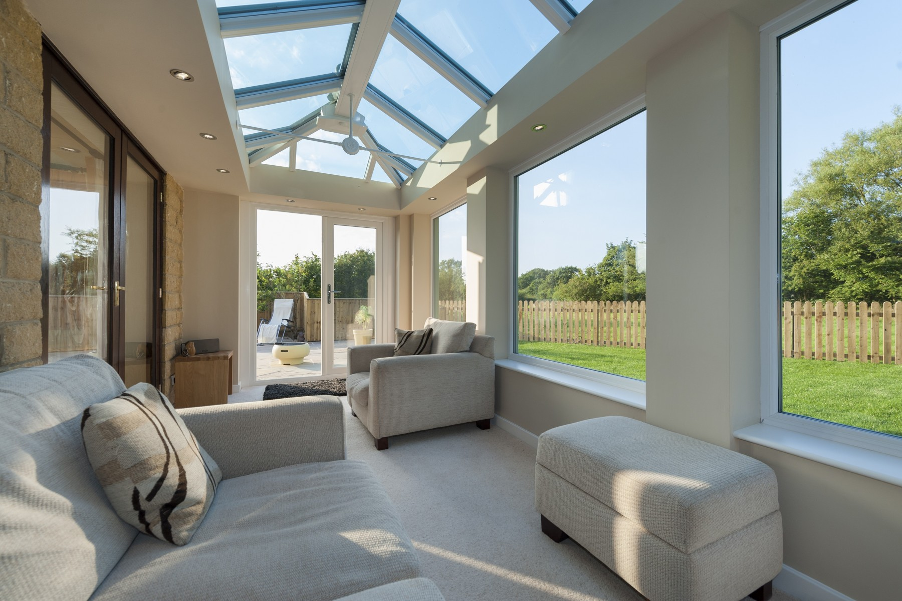 Conservatory Roof Styles
