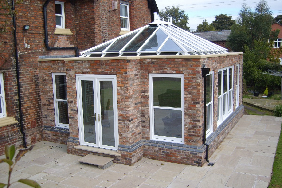 Conservatories Orangeries House Extensions Roofs Ultraframe Uk