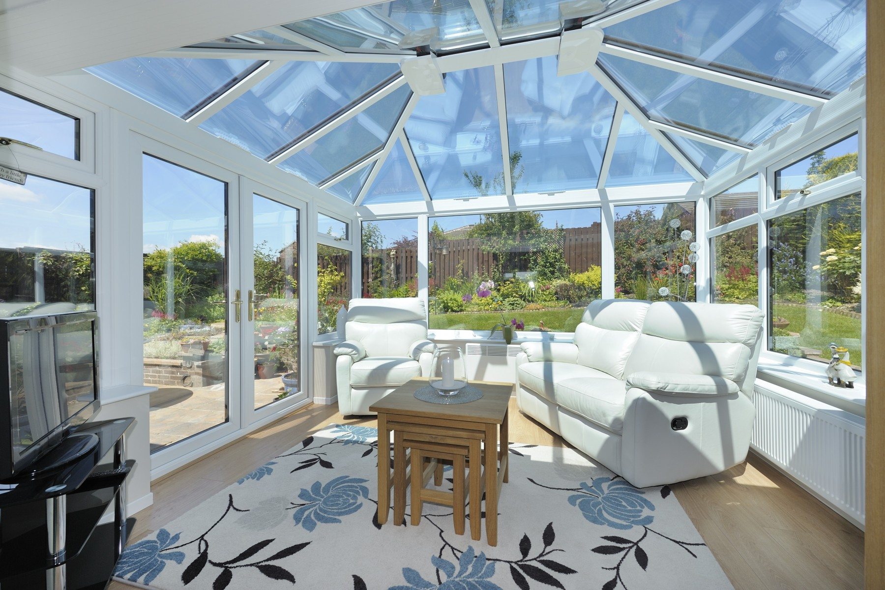 About Ultraframe Conservatory Roofs House Extensions