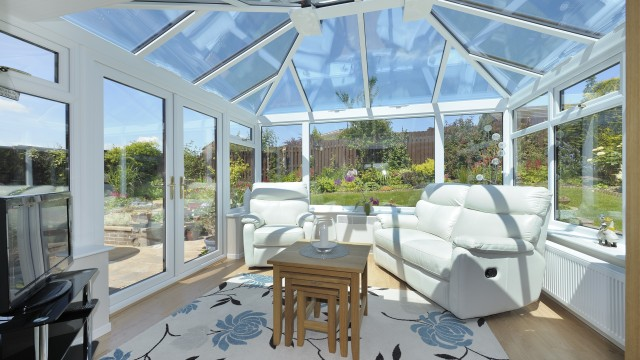 Glass Conservatory Roof Prices | Glass Conservatory Roof Designs UK