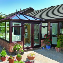 Classic Glass Conservatory Roof