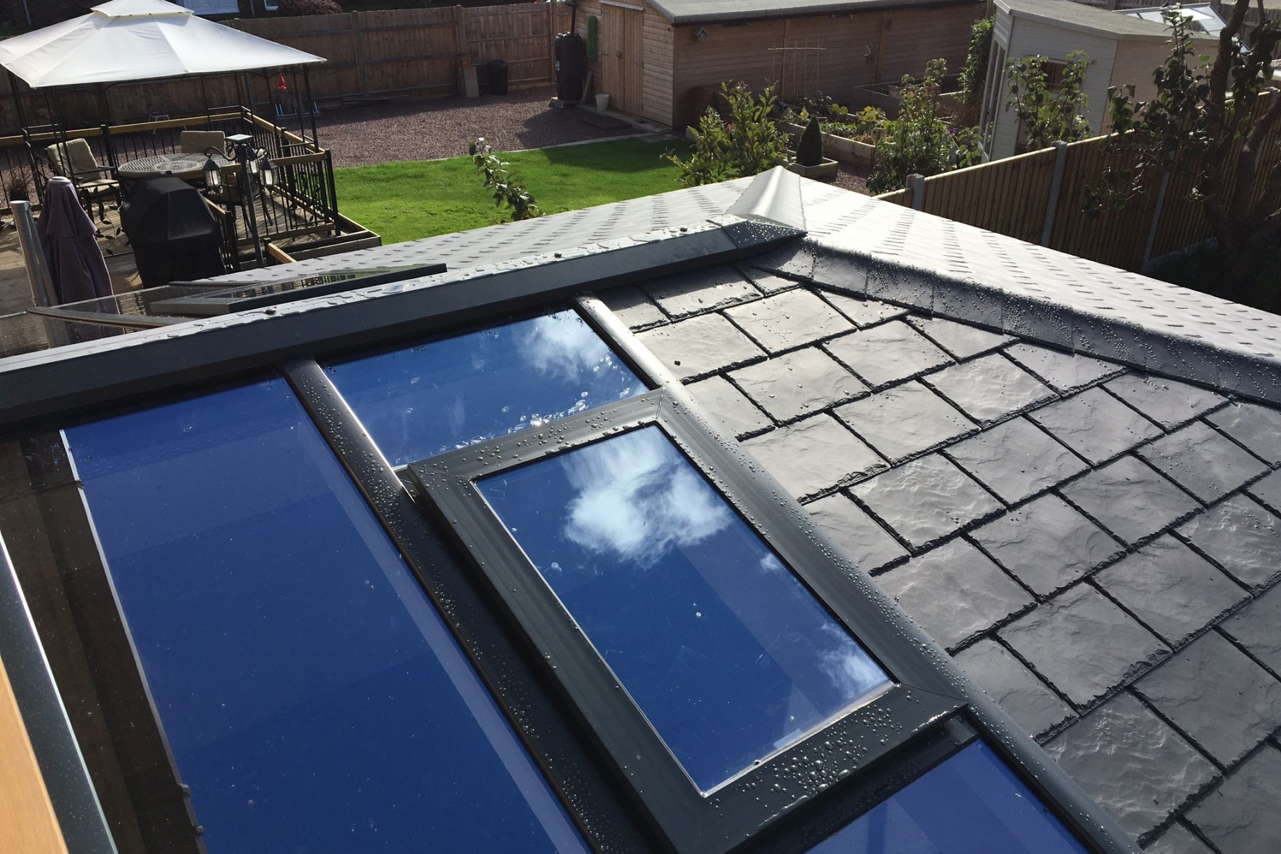 Conservatory Roof Replacement | Solid Conservatory Roof Conversion