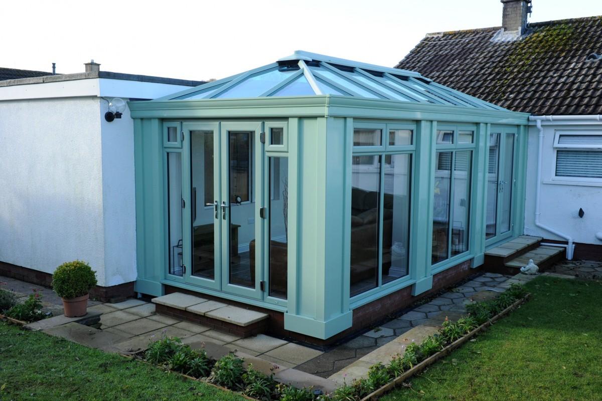 Modern Conservatory Extension