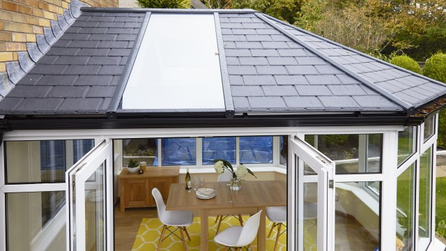 Conservatory Roof Replacement | Solid Conservatory Roof ...