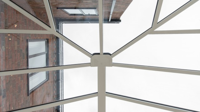 Glass Roofs For Extensions