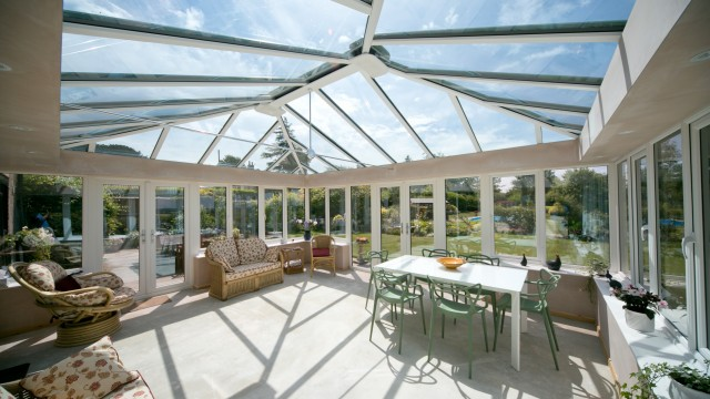 Large Span Conservatories Portal Style Conservatory