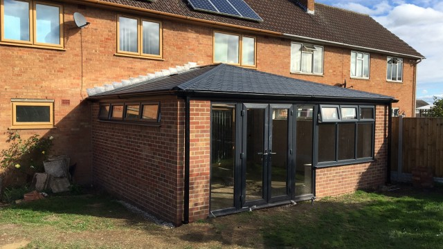 UltraRoof380 Tiled Conservatory Roof