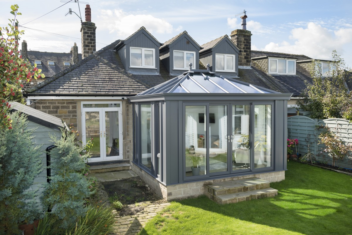 Conservatories orangeries house extensions roofs for House plans with conservatory
