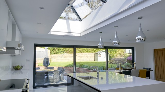 Lantern Roof Prices Flat Roof Skylight Orangery Roof