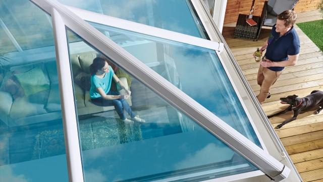 Conservaglass Conservatory Glass Ultraframe Trade