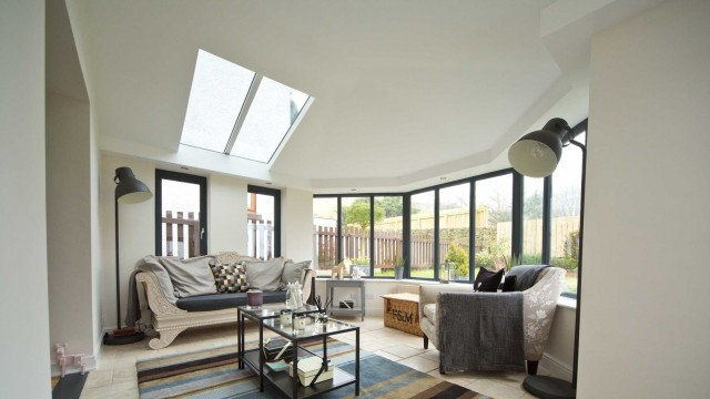 Inner roof for conservatory