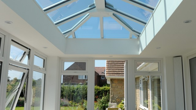 Quantal Internal Pelmet Thermally Efficient Conservatories