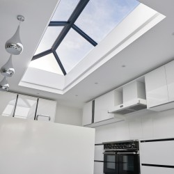 Orangery Kitchen Extension With Lantern Roof