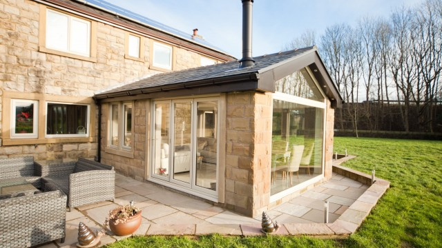 tiled roof extension ideas