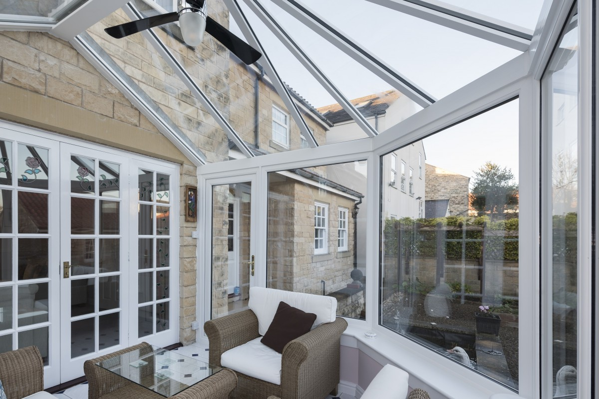 Ultraframe Classic Glass Conservatory Roof