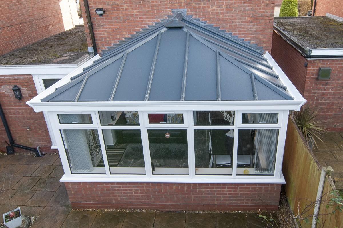 Georigian Conservatory Roof
