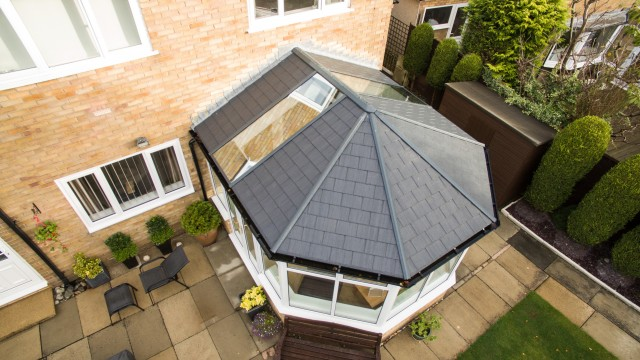 Tiled Conservatory Roof | UltraRoof380 Conservatory UK