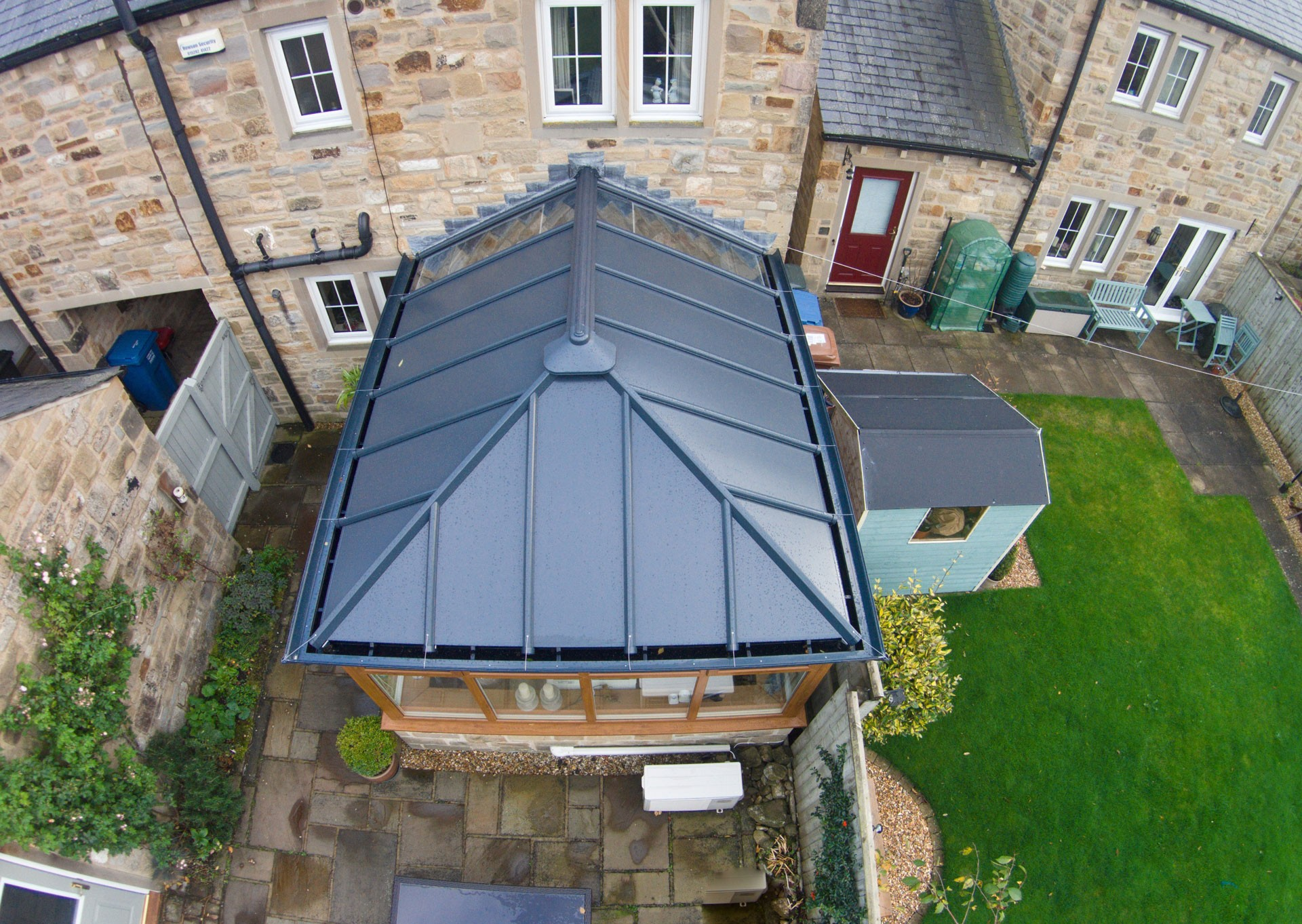 Livinroof | Solid Conservatory Roof | Ultraframe Trade