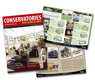 Ultraframe Essential Guide to Conservatories