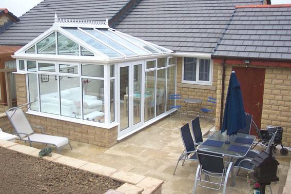 Ultraframe Gable conservatory