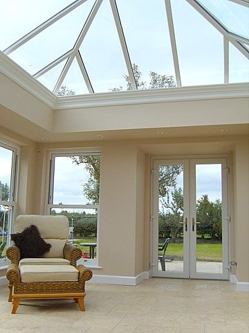 Ultraframe Orangery, installed by Cheadle Glass
