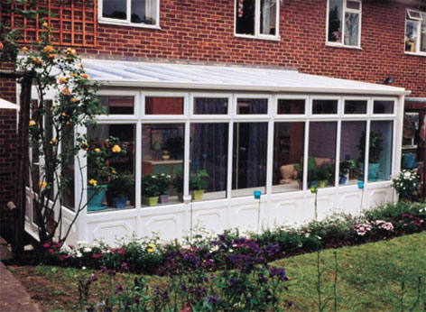 Ultralite conservatory
