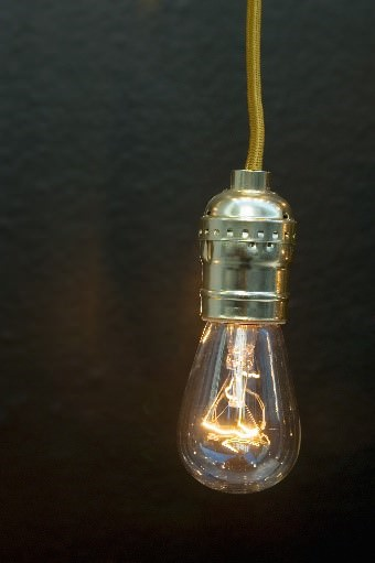 think light bulb