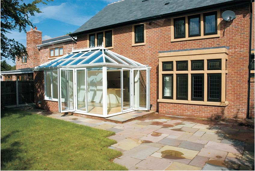 Structural Assurance for Conservatories with Bi-Fold Doors