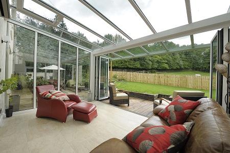 Ultraframes Veranda style conservatory